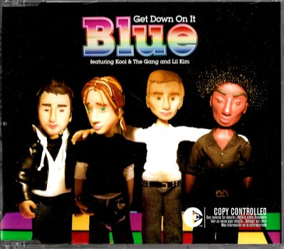 Blue / get down on it (單曲)