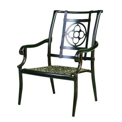 【紅豆戶外休閒傢俱】和風餐椅/鋁合金材質製造/堅固耐用不易生鏽/適合各種場所使用