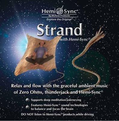 [心靈之音]生命的萬縷 Strand 美國孟羅Hemi-Sync雙腦同步CD-拆封福利品