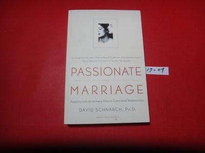 【愛悅二手書坊 17-09】Passionate Marriage
