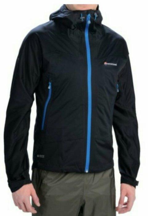 英國 Montane Trailblazer Stretch Soft Shell Jacket 男性四向彈性防水透氣連帽外套,防水風雨衣,Waterproof