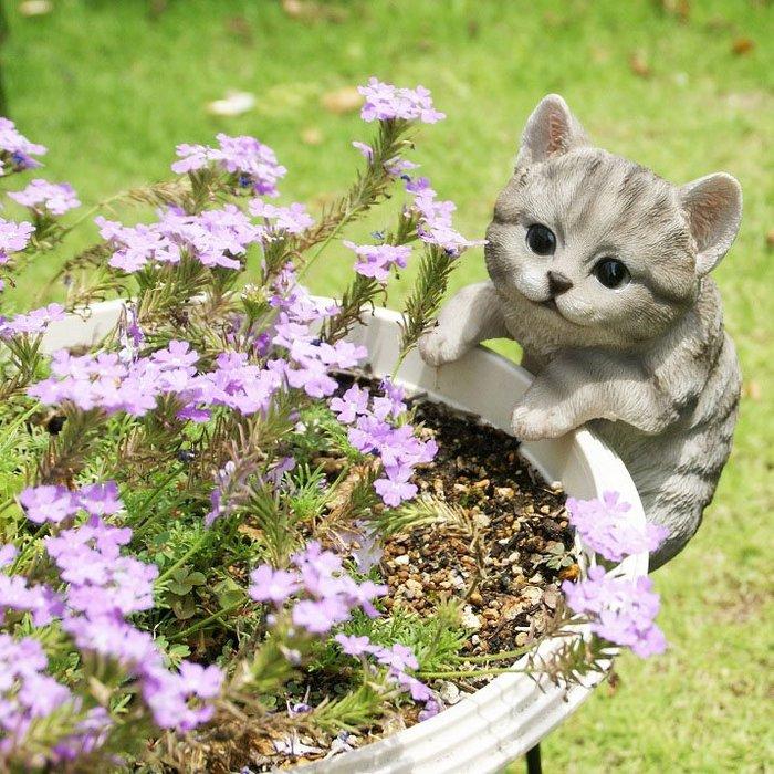 《齊洛瓦鄉村風雜貨》日本zakka雜貨 可掛式貓擺飾掛飾 橘貓灰貓黑貓掛飾 居家裝飾 店家佈置