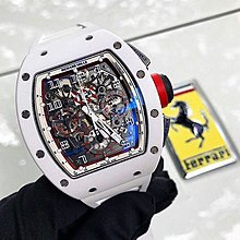 Richard Mille [LIMITED 30 PIECE] RM 011 Asia Limited Red Date Version