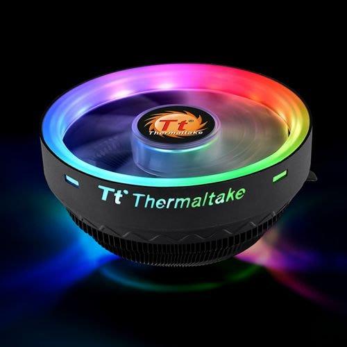 光華CUMA散熱精品*Thermaltake 曜越 UX100 ARGB (5V) CPU散熱器 CL-P064~現貨