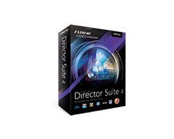 【全新含稅】創意導演組合包4 升級版 (含威力導演、相片大師、ColorDirector 和 AudioDirector