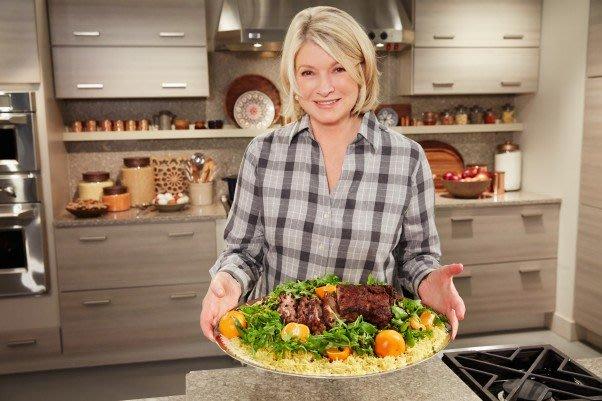 雷貝卡**美國martha stewart 鑄鐵鍋 20公分 氣質灰 灰鍋 Martha Stewart 瑪莎史都華