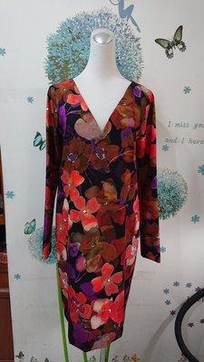 COMPAGNIA ITALIANA 義大利精品洋裝/連身裙尺碼46(142)