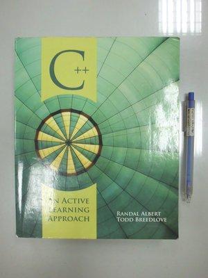 6980銤:C3-3cd☆2009年出版『C++:An Active Learning Approach』