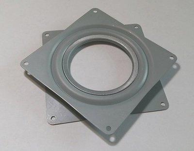 鋼珠轉盤 方形 6吋 旋轉盤