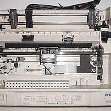 【小巧可愛EPSON點陣式印表機LQ300+II及2P中一刀紙】--- 送進銷存  附修印表機維修