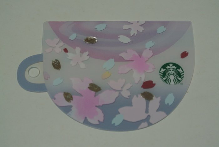 貳拾肆日本收藏-日本帶回星巴克Starbucks日本限定2019櫻花隨行卡