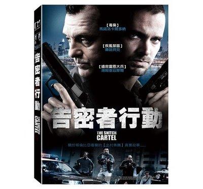 合友唱片 面交 自取 告密者行動 (DVD) The Snitch Cartel