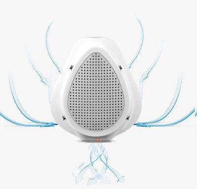 現貨~電動口罩  運動口罩 3M濾網防霧霾口罩 防PM2.5 甲醛