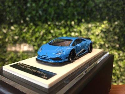1/64 LB-WORKS Lamborghini Huracan Blue【MGM】