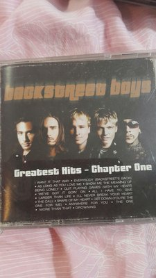 Backstreet boys Greatest Hits-Chapter One