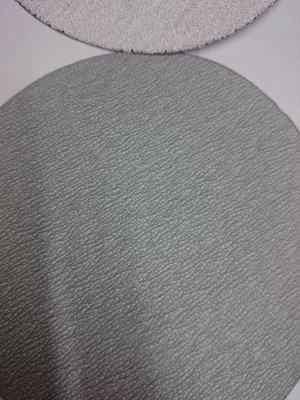 白砂 魔鬼氈6吋 150mm圓砂紙 砂紙 自黏砂盤 番數齊全60~1000番 砂布 網狀砂布 水砂紙 木頭 鐵鏽 打蠟盤 台北市