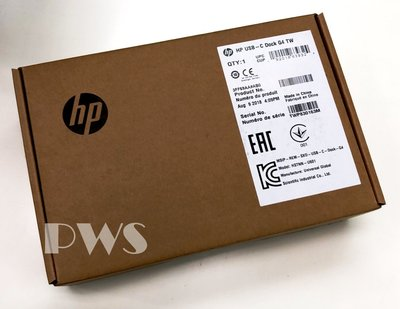 ☆【HP USB-C Dock G4 ...