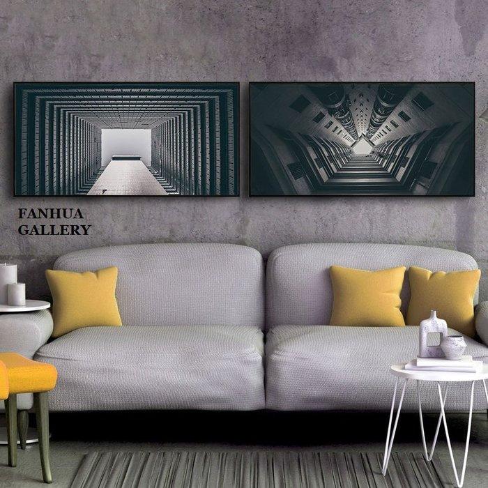 C - R - A - Z - Y - T - O - W - N 極簡城市建築黑白風景大橋掛畫現代簡約客廳裝飾畫北歐臥室掛畫橫幅壁畫設計師款掛畫工業風公司掛畫