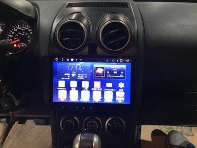 Nissan 日產  ROGUE 9吋 專用機  Android 高清 安卓版 觸控螢幕 主機 導航/wifi