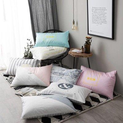 [sleep tight] 北歐大理石紋枕套 枕頭套 | Naninana