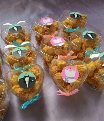 生日糖果分享包/ (可貼動物貼紙)心型杯(爆米花)~風靡桌上禮/ 送客禮  (  / 迷你扭蛋機/ 鏟子棉花糖) 台中市