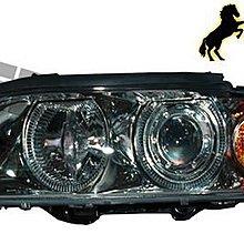 BMW_96-00 E39 晶鑽光圈魚眼大燈 一對