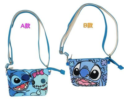 【卡漫迷】 史迪奇 手機袋 可觸控 B款 ㊣版 智慧手機 肩背袋 萬用袋 側背包 星際寶貝 Stitch