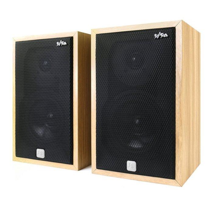 JS 淇譽 3/5a 經典複刻Hi-Fi書架音箱