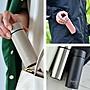 【月牙日系】新款霧色~現貨!!日本正品 POKETLE S 不鏽鋼保溫瓶 120ml 隨身瓶 保溫杯 超輕巧 方便攜帶