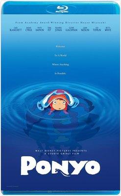 【藍光影片】崖上的波妞 / 懸崖上的金魚姬 / PONYO GAKE NO UE NO PONYO (2008)