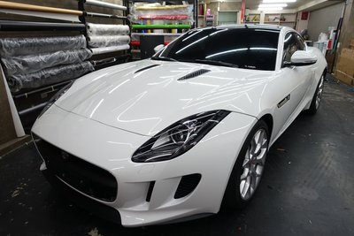 Jaguar F-type 全車犀牛皮 3M烤漆保護膜 3MPRO 3M犀牛皮 汽車犀牛皮 f-pace XE