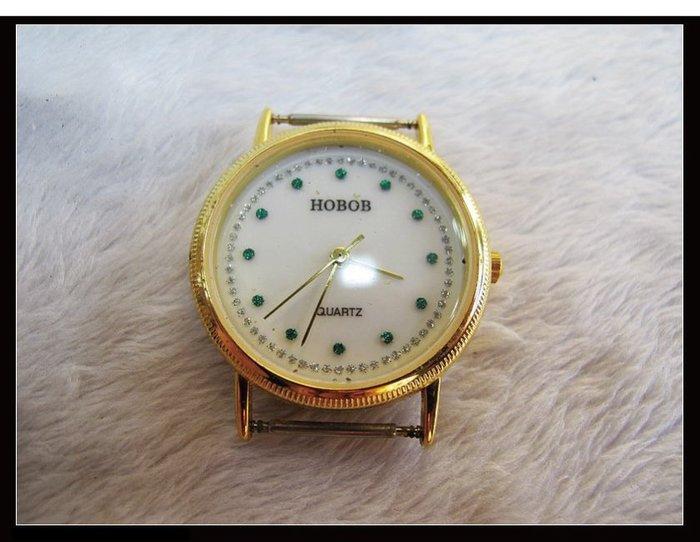 二手舖~ NO.53 高級時尚HOBOB男用錶蕊 優惠價1顆只賣200元 庫存全新品