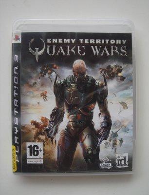 PS3 雷神之戰 深入敵境 英文版 Enemy Territory QUAKE WARS