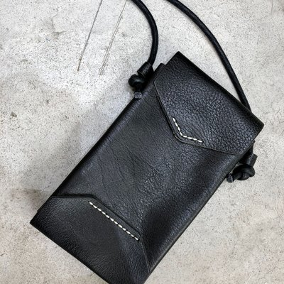 現貨 真皮手機包 DANDT 手工牛皮單肩斜挎手機包(20 AUG 001)同風格請在賣場搜尋 CAR 或 歐美包款