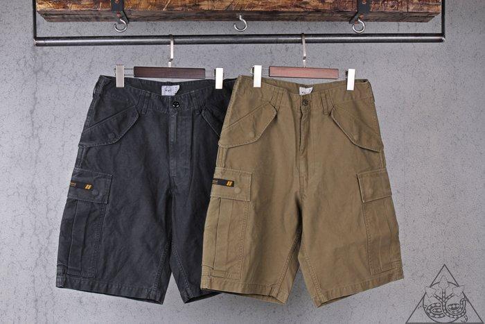 【HYDRA】Wtaps Cargo Shorts 01 / Cotton. Satin 口袋 短褲【WTS123】