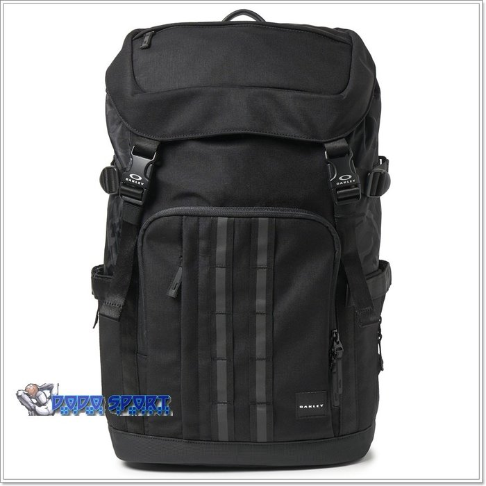 ╭*dodo_sport*OAKLEY運動後背包Utility Organizing Backpack黑色