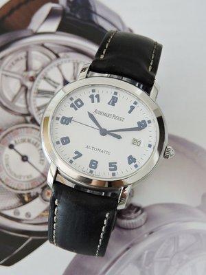 原裝真品 Audemars Piguet 愛彼 (AP) Millenary系列 自動上鍊機械男錶