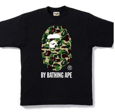 【日貨代購CITY】BAPE ABC CAMO BY BATHING TEE 短T 迷彩 猿人頭 男女 3色 現貨