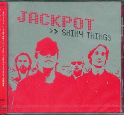 K - Jackpot - Shiny Things - 日版 +1BONUS 2003 - NEW