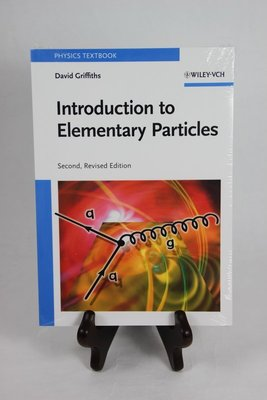 Introduction to Elementary Particles Griffiths 9783527406012