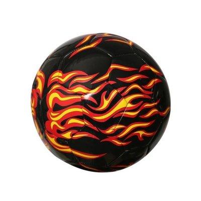 ZIHOPE 4號5號PU機縫足球中小學生訓練比賽中考足球四五號兒童酷動城火焰ZI812
