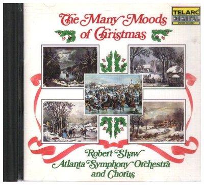 新尚唱片/ THE MANY MOODS OF CHRISTMAS 二手品-2643