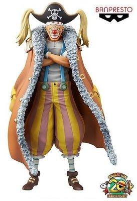 東京都-日本BAP景品海賊王 DXF THE Grandline MEN vol.6劇場版 小丑巴其 高約16公分 代理