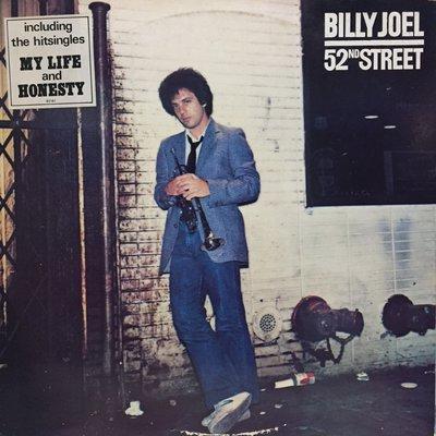 §小宋唱片§ 荷蘭版/Billy Joel – 52nd Street/二手西洋黑膠