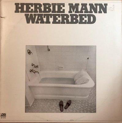 士黑膠名盤] Herbie Mann – Waterbed