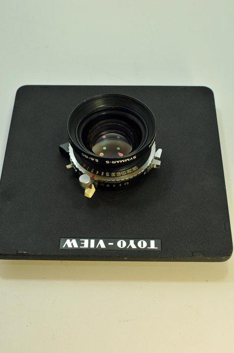 toyo-view Schneider-kreuznach symmar-s 5.6/150mm 4x5大型相機用