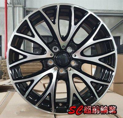 【超前輪業】類MINI COUNTRYMAN JCW 樣式 19吋鋁圈 5孔112 R60 R61 F56 F60 SI