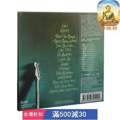 官方正版 肖恩門德斯 照亮愛豪華版cd專輯ShawnMendes illuminate唱片 CD 歌詞本【佛緣村】