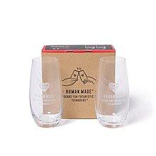 XinmOOn HUMAN MADE GLASS SET CUP HM18GD090 杯子 水杯 玻璃杯 餐具 現貨