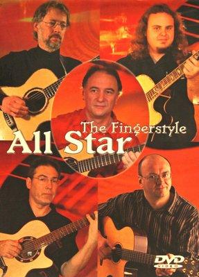 北投巴洛吉他學苑(晶濎音樂) All Star The Fingerstyle 木吉他演奏DVD
